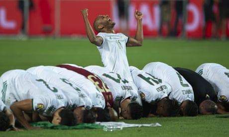 Africa Cup of Nations 2019: highs, lows and moments of mayhem
