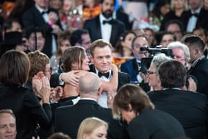 Taron Egerton won best performance in a musical or comedy for his role in Rocketman