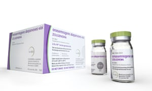 The drug called Zolgensma, was developed by AveXis, which is owned by Novartis, one of the wealthiest drug companies in the world.