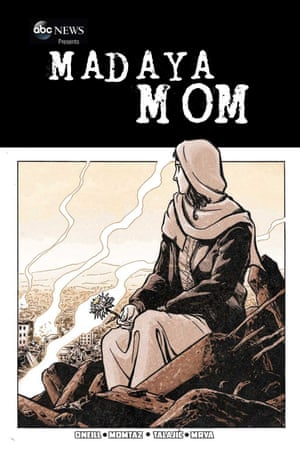 madaya mom syria comic