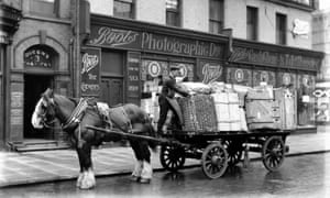 Boots the chemist, c early 20th century.