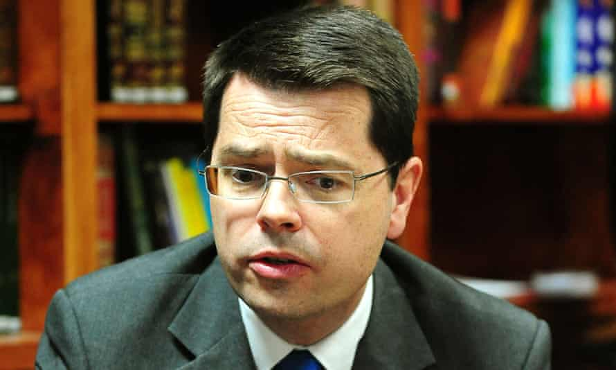 Home Office minister James Brokenshire