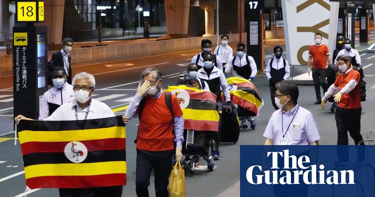Uganda Olympic athlete arriving in Tokyo tests positive for coronavirus
