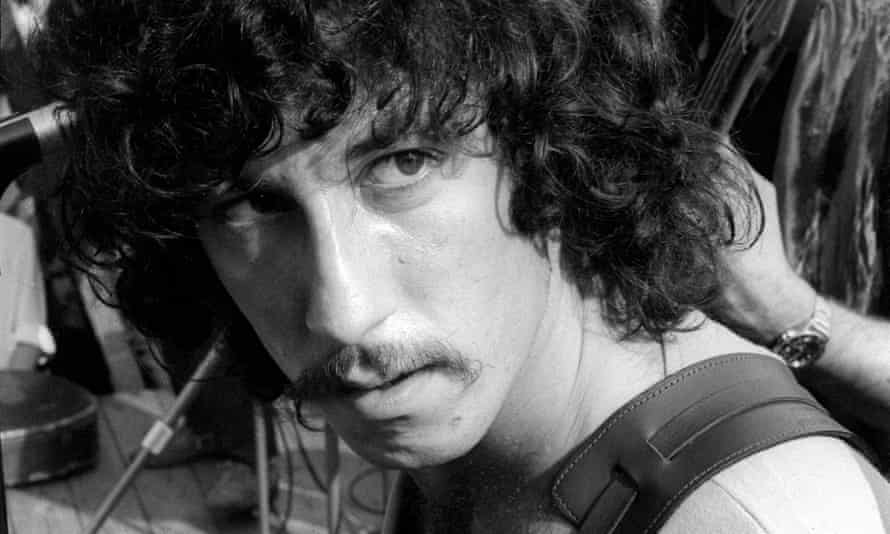 Peter Green was only with Fleetwood Mac for three years, but during that time wrote the hits Albatross, Black Magic Woman and Man of the World.