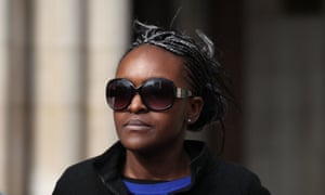 Former Labour MP for Peterborough Fiona Onasanya. 'She does not merit sympathy. But there can be concerns about some of the special factors in her case'.