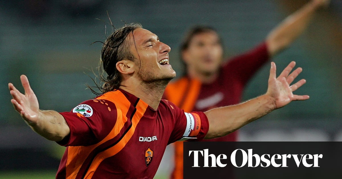 Francesco Totti on turning down Real, visiting prisons and being shy