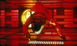 The ultimate trip .. .2001 A Space Odyssey.