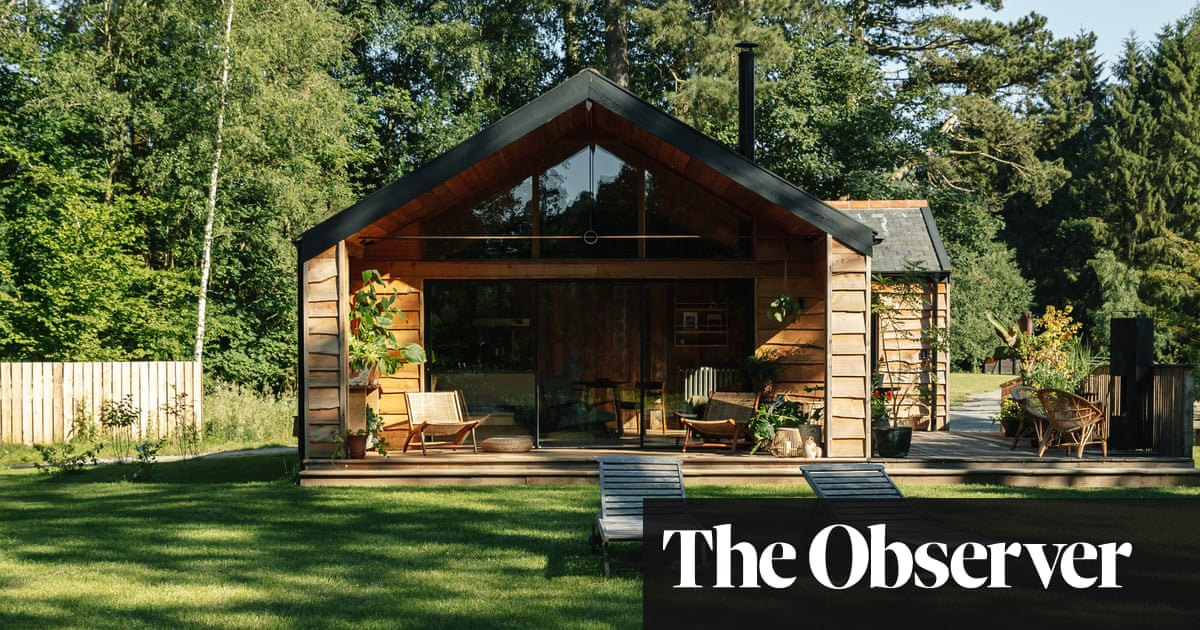 Bring it home: stay, try and buy holiday getaways