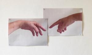Ego by Mark Wallinger