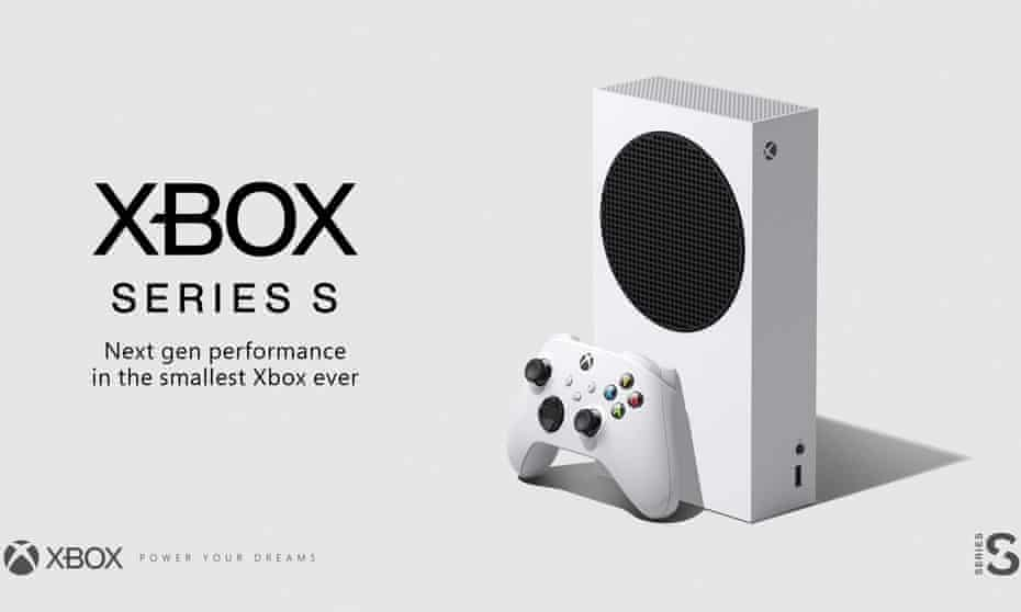 The new Xbox Series S