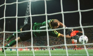 Cláudio Taffarel makes a match-winning save in the 1998 World Cup semi-final. Which club did he join that year?