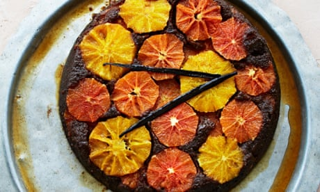 Feeling fruity: five citrussy recipes to lift the gloom