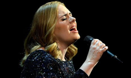 Why do stars like Adele keep losing their voice?