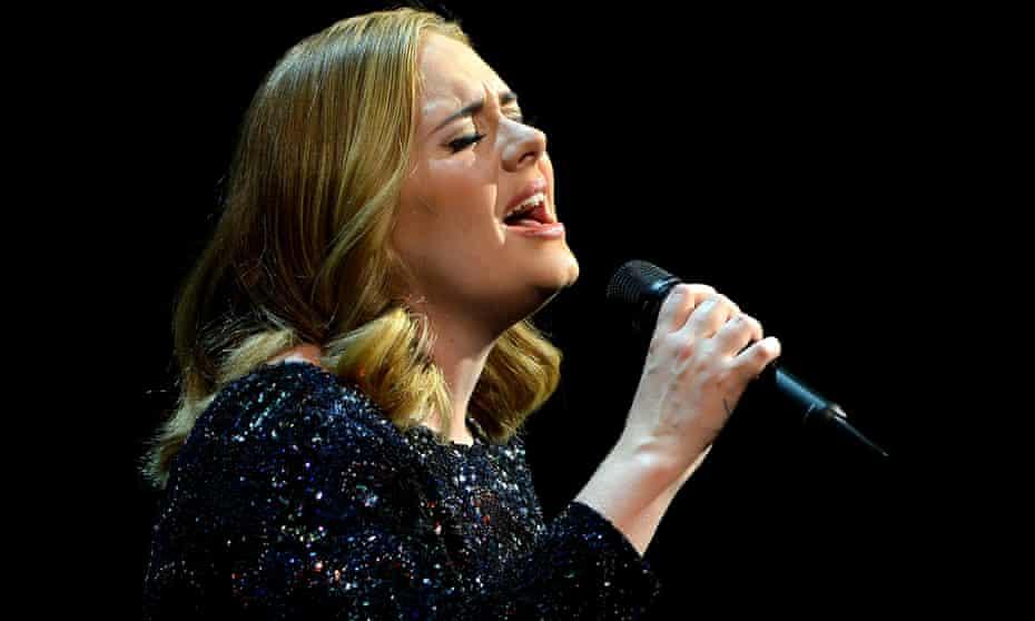 Adele Performs in Antwerp in JUNE 2016