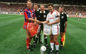 quality design dfdf4 141c9 How the 1990 FA Cup changed Crystal Palace, Manchester ...