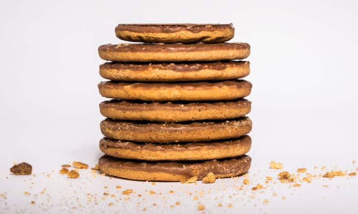 Chocolate Digestives The Best And Worst Taste Test Food