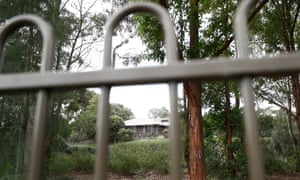 Newmarch House in westen Sydney, which has recorded 16 coronavirus deaths. Scott Morrison wants aged-care homes to open up or face tough new rules. But an Essential poll finds 69% support homes' right to limit visits during the pandemic.