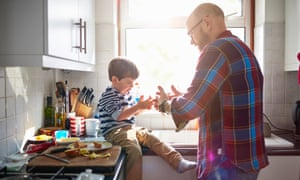 """Regular contact with a father figure is claimed to reduce criminal behaviour in children and boost cognitive skills including """"intelligence, reasoning and language development""""."""