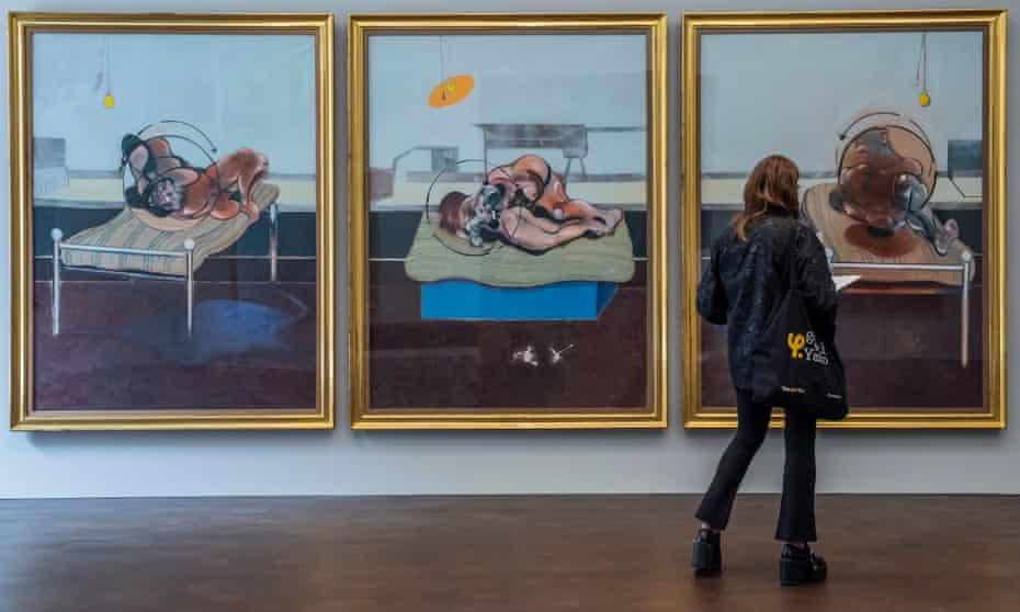 Francis Bacon: Couplings exhibition at the Gagosian, London, UK - 05 Jun 2019