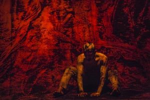 Performance of Xenos in Athens