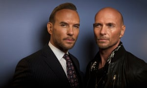 Matt and Luke Goss: 'It would take a heart of stone not to wish the twins all the best with their comeback.'