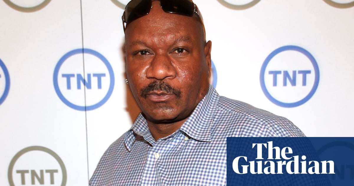 Actor Ving Rhames says police held him at gunpoint in his own home