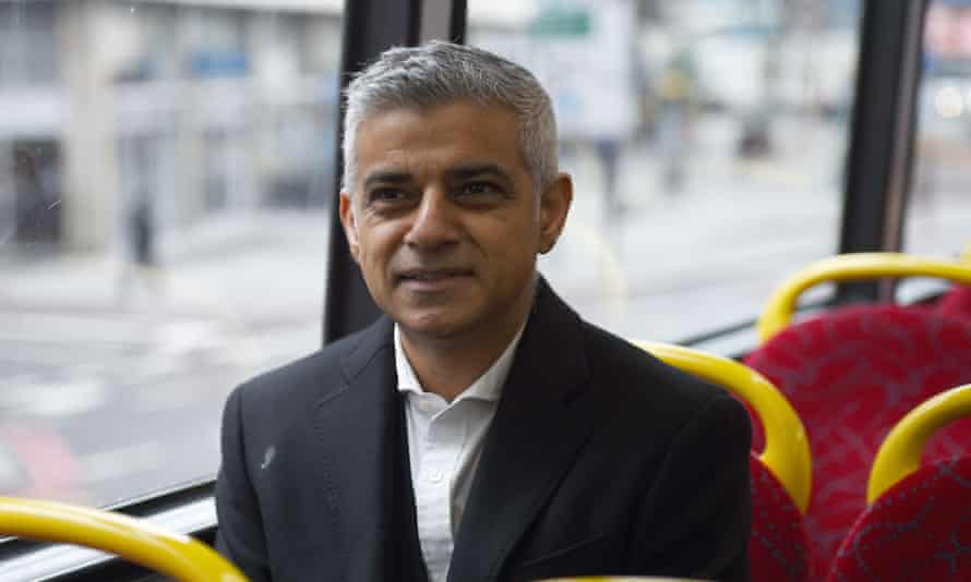 A Conservative local election leaflet warned that Sadiq Khan's influence could mean London suburbs becoming more 'inner city'.
