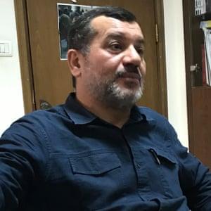 Abdelfattah Abusrour, founder of the community arts organisation Alrowwad