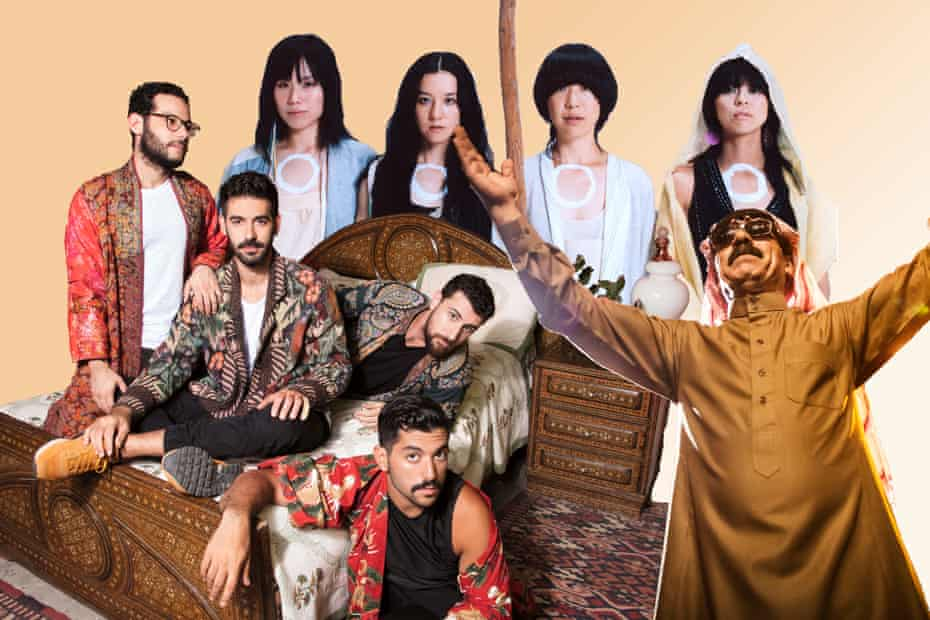 Lebanon's Mashrou' Leila, Japan's OOIOO and Syria's Omar Souleyman