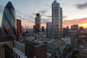 Petticoat Tower, City of London