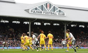 Fulham in action