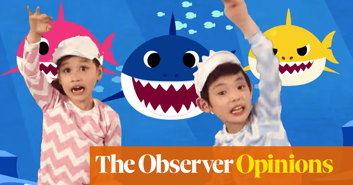 What is it about Baby Shark videos that help my baby boy ...