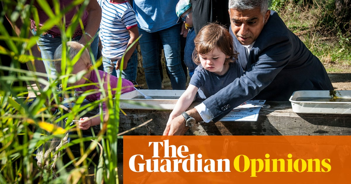 If we want to fight the climate crisis, Sadiq Khan is the only choice for London mayor