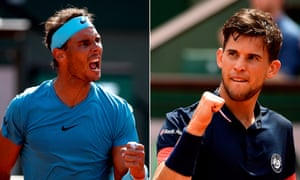 Rafael Nadal v Dominic Thiem: French Open 2018 men's final – live!