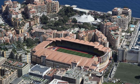Monaco v Borussia Dortmund: Champions League quarter-final –live!