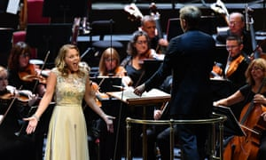 Miah Persson sings Strauss with the RLPO.