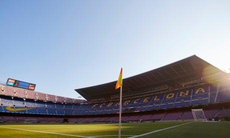 Barcelona v Real Betis: La Liga – live!