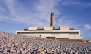 Aberthaw power station in the Vale of Glamorgan.