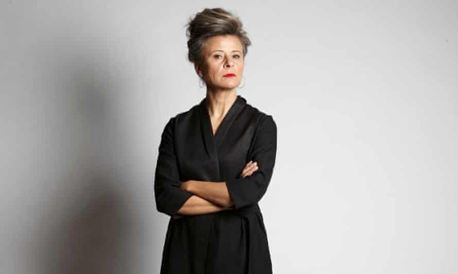 'I've got small eyes, a low brow and a big head': Tracey Ullman