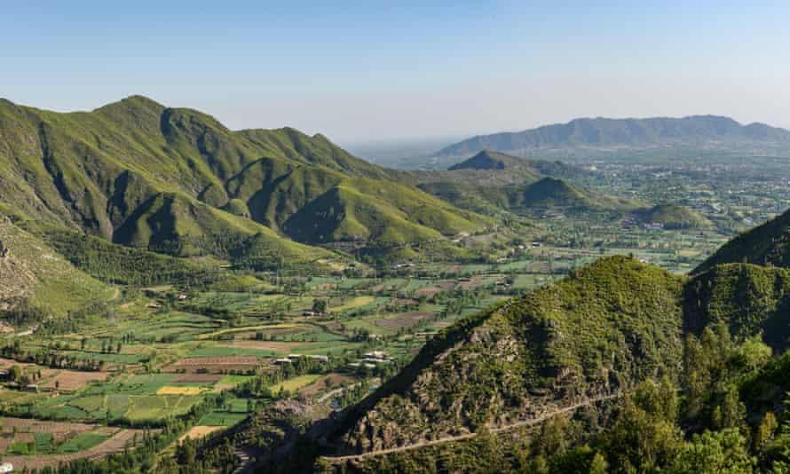 The Hindu Kush in Khyber Pakhtunkhwa, Pakistan.