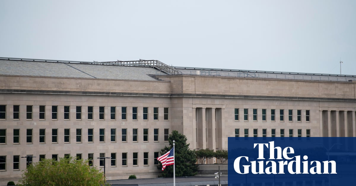 Officer dies after being stabbed outside Pentagon, officials say