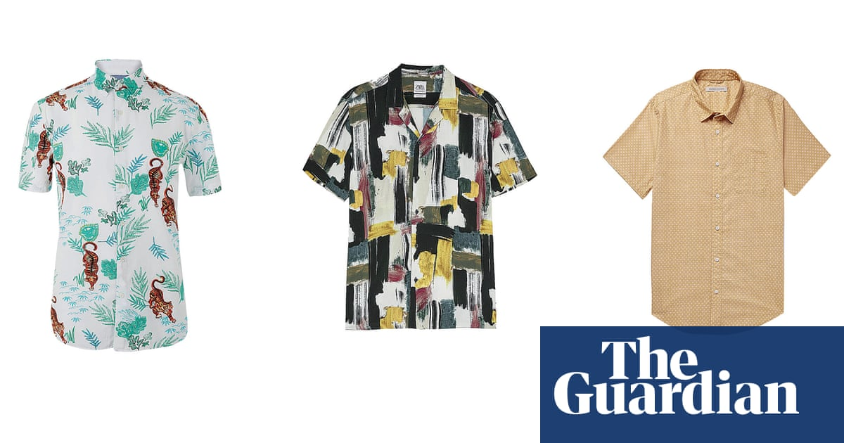 The 10 best short-sleeved shirts for men – in pictures