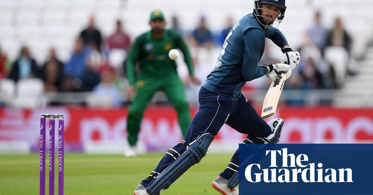 England S 2019 Cricket World Cup Squad In Pictures Sport The Guardian