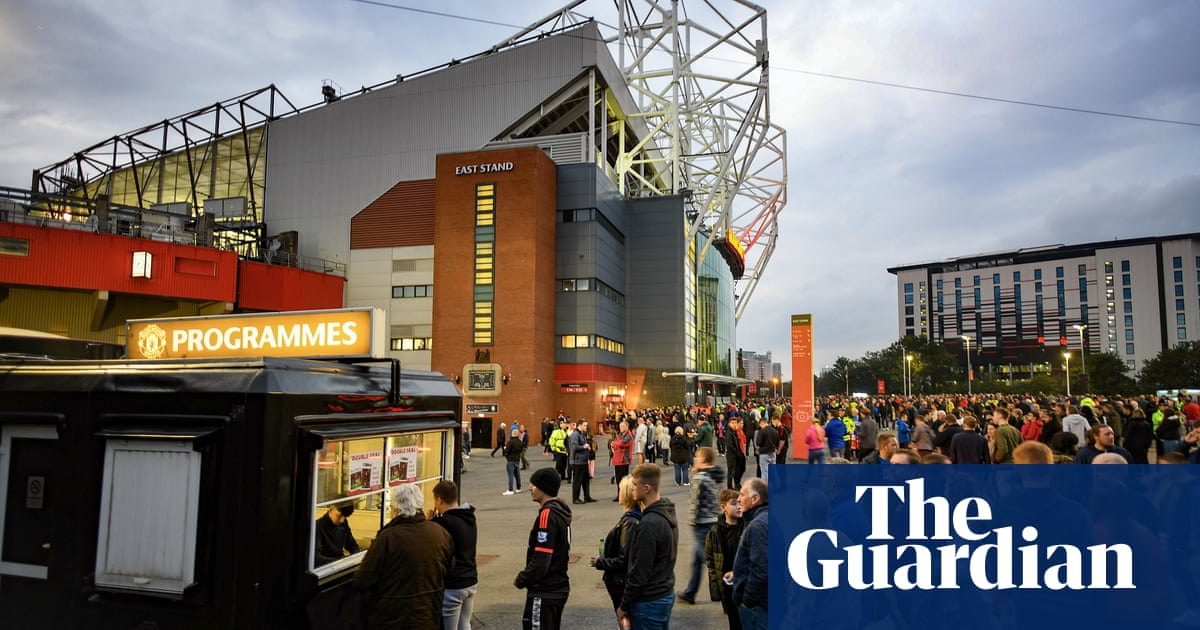 Tired, worn Old Trafford a symbol of Manchester Uniteds faded grandeur