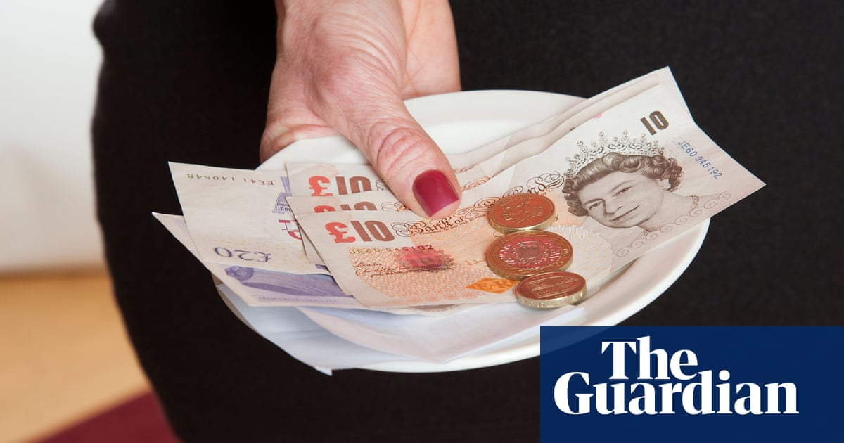 Tipping point: the apps that make rewarding good service easier and fairer