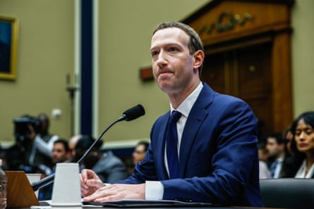 Facebook's Mark Zuckerberg testifies to Congress after it was reported 87 million Facebook users had information harvested by Cambridge Analytica.