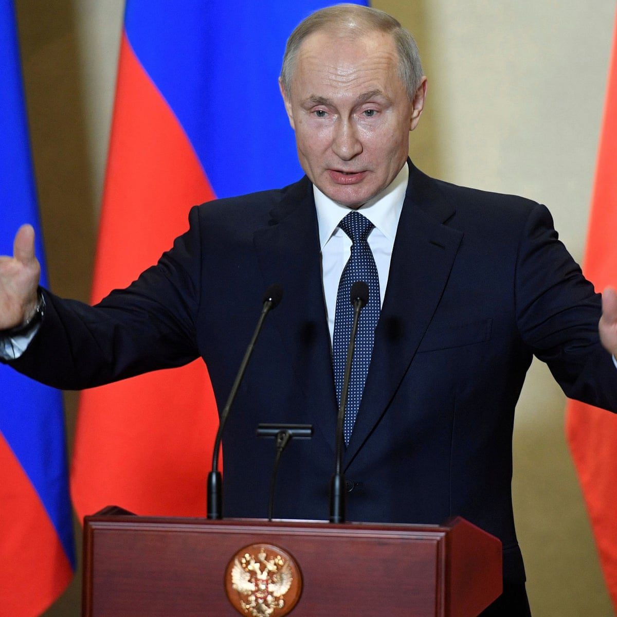 Putin S People By Catherine Belton Review Relentless And Convincing Politics Books The Guardian