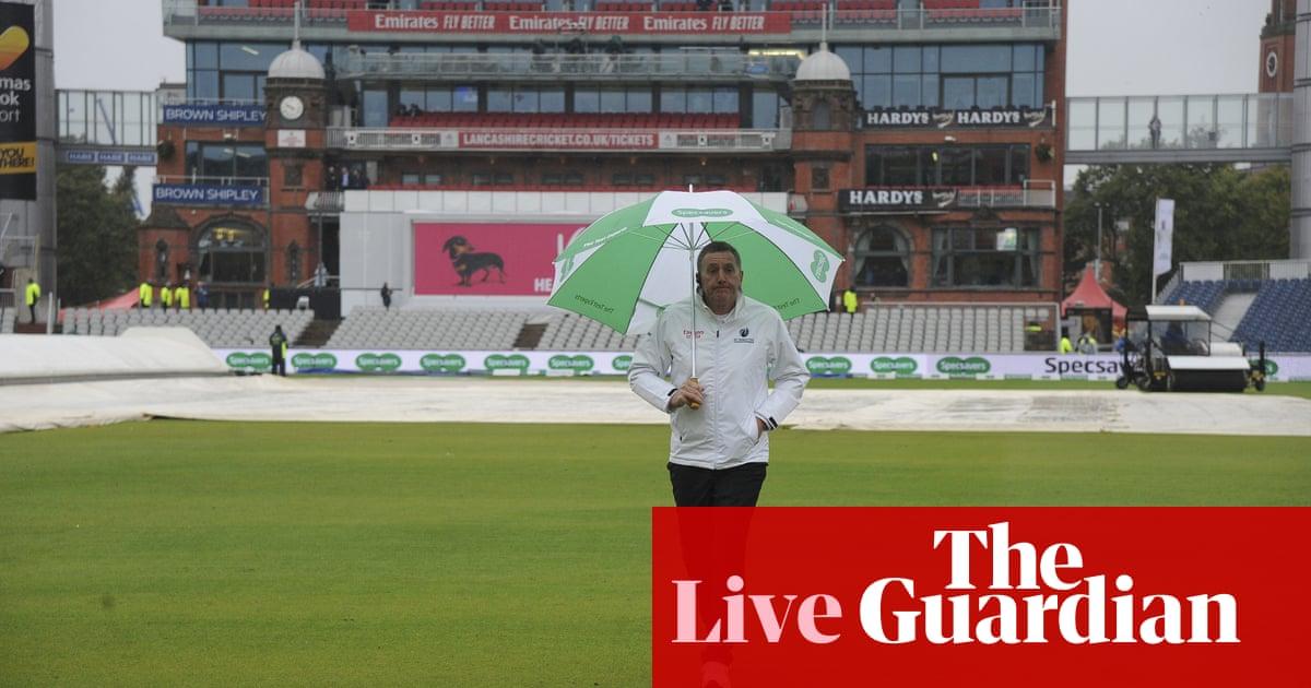 Ashes 2019: England v Australia fourth Test, day three, rain delay – live!