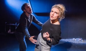 Clive Keene and Florence Roberts in BU21.