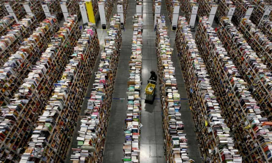 Pandemic-fueled online shopping coupled with the upcoming holiday season have pushed Amazon to add 400,000 jobs, largely in its warehouses and delivery operations.